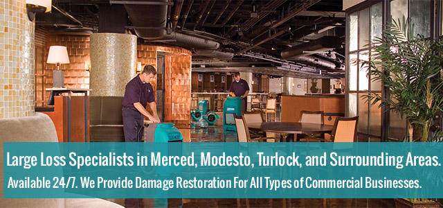 Large Loss Specialists in Merced, Modesto, Turlock, and Surrounding Areas