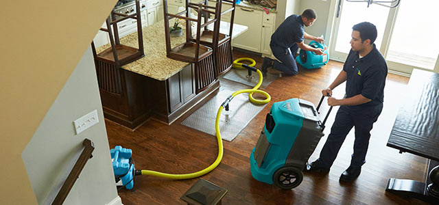 Over 12 Years of Experience with Commercial Water Damage. Call Us Today!